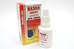 Назол при лечении насморка