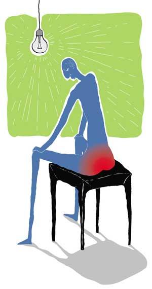 Как лечить кровоточащий геморрой?