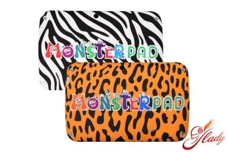 Детский планшет MonsterPad