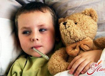 Безвредные жаропонижающие средства для детей