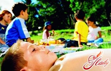 программа летнего отдыха детей