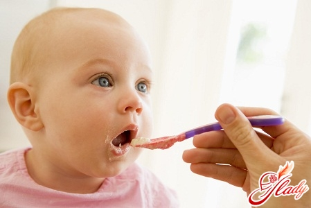 кукурузная каша для ребенка рецепт