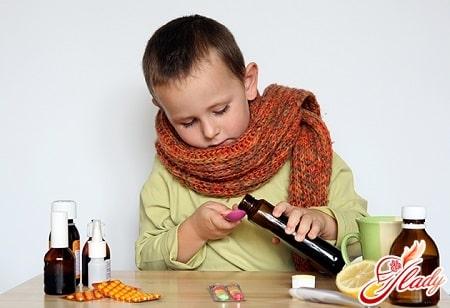 правильное лечение бронхита у детей
