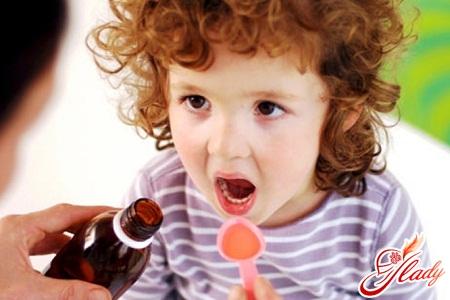 как дать ребенку лекарство