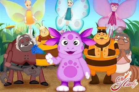 Лунтик – лучший мультфильм для воспитания детей