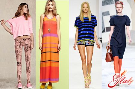 мода 2013 для подростков