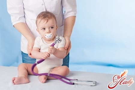 причины появления молочницы у детей