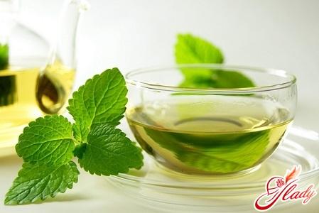 зеленый чай при лактации