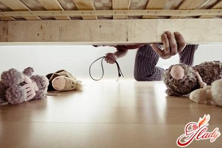 поощрение и наказание детей в семье