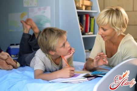 домашнее обучение школьников