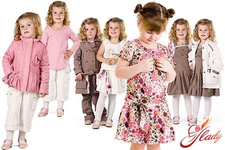 Модные тенденции в одежде для детей
