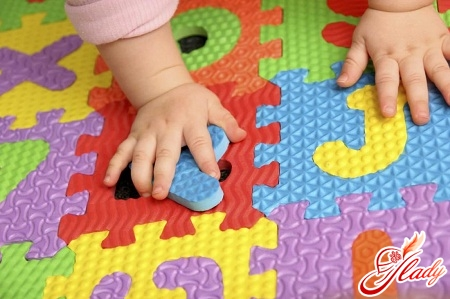 правильное раннее развитие детей до года