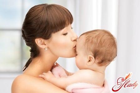 правильное развитие ребенка в 2 месяца