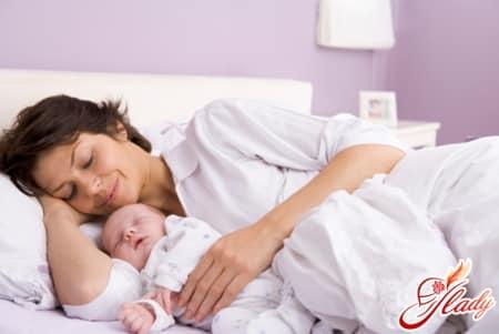 сон ребенка в полгода