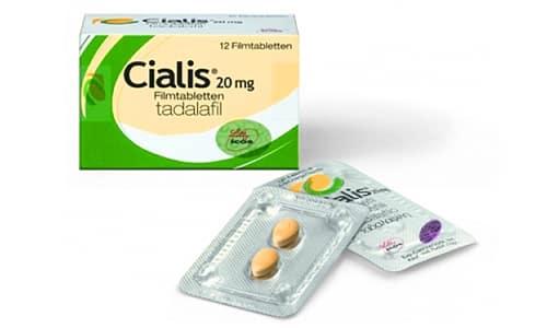 Противопоказанием Сиалиса является повышенная чувствительность к веществам