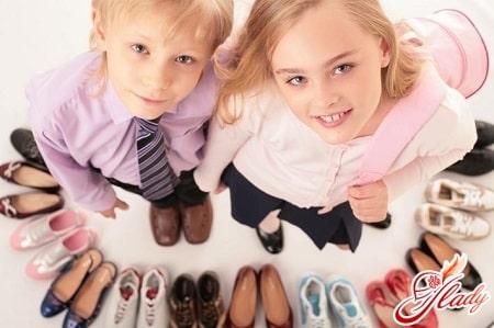 правильный выбор обуви для избежания деформации стоп у детей