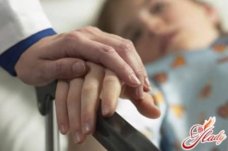 лечение внутричерепного давления у детей