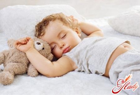 храп ребенка во сне