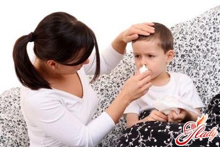 лечение храпа у ребенка