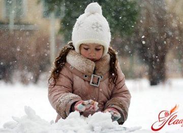 Зимняя одежда для детей. Что выбрать?